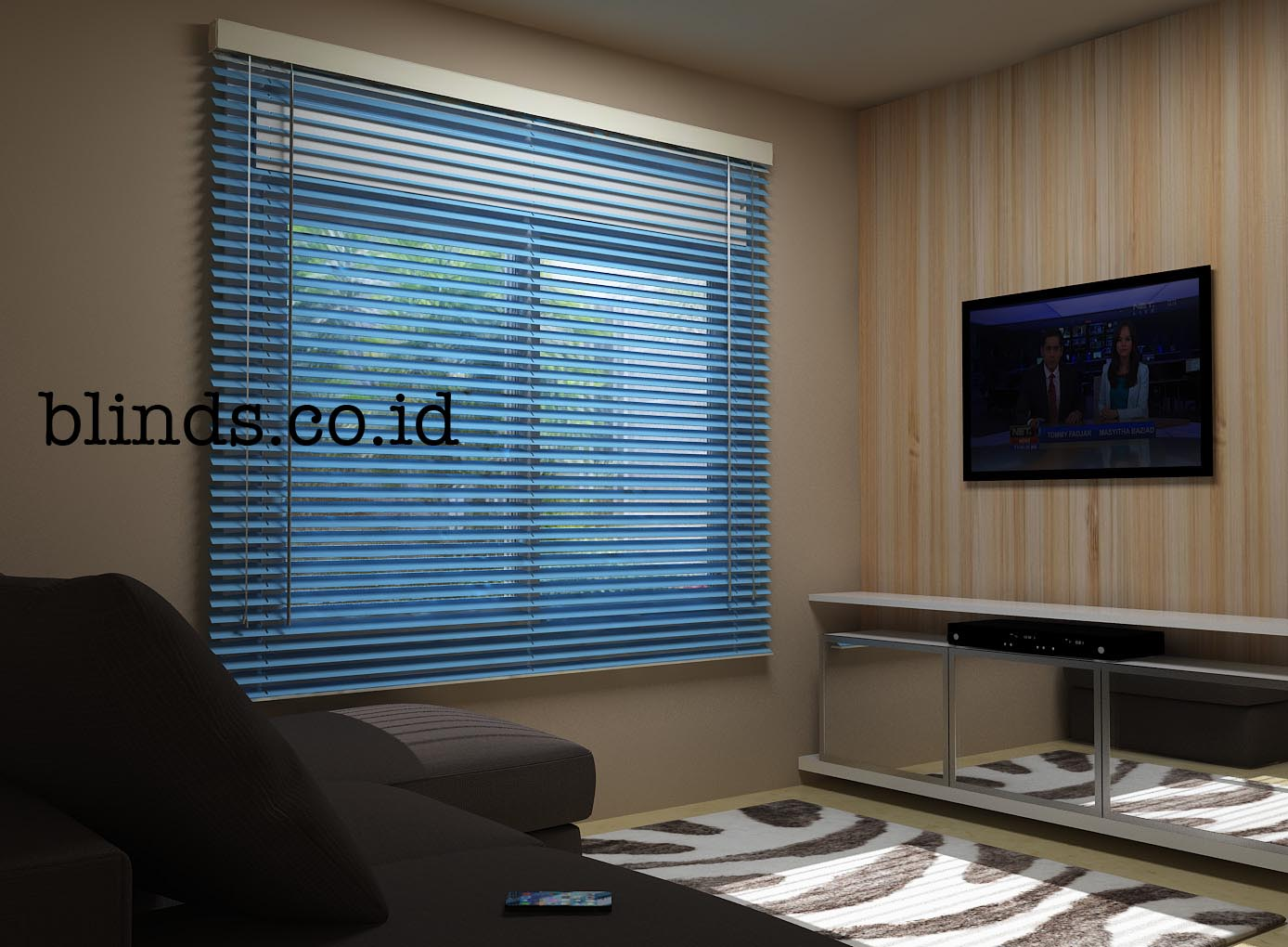 venetian blinds sharp point SP-002P copy