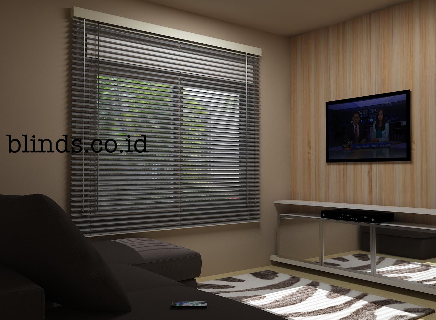 venetian blinds sharp point SP-005P copy