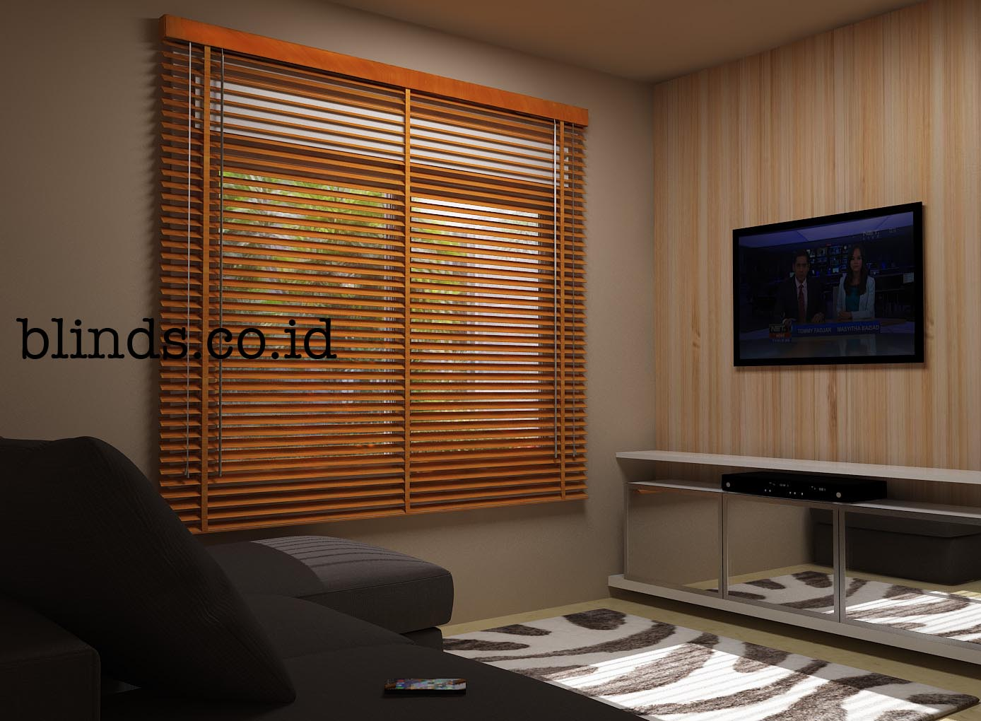 venetian wooden blinds Light Natural copy