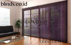 vertical blinds sharp point SP 8004 - 4 PURPLE