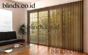 vertical blinds sharp point SP 8008 - 7 BEIGE