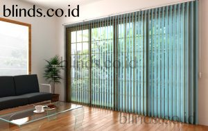 vertical blinds sharp point sp 8000-5 blue