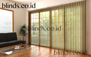 vertical blinds sharp point sp 8000-6 grey