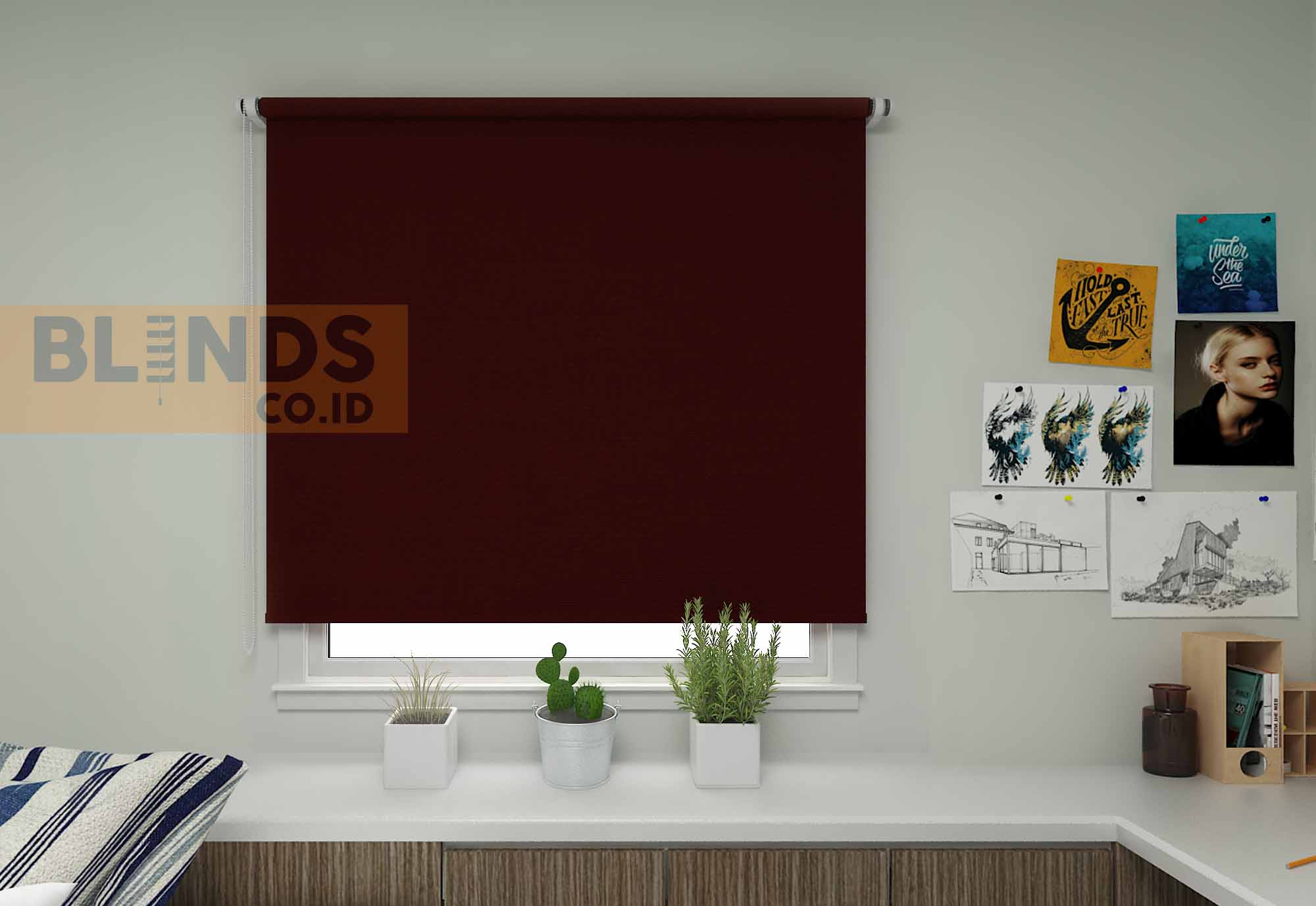 Roller blinds sharp point SP.4702 copy