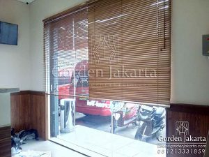 jual wooden blinds custom blinds.co.id