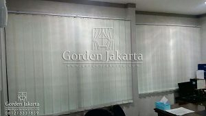 Contoh Vertical Blinds Shinichi Series 1807