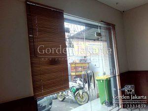 jual wooden blinds di jakarta murah
