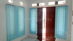 harga vertical blinds dimout sp 8003-4 blue