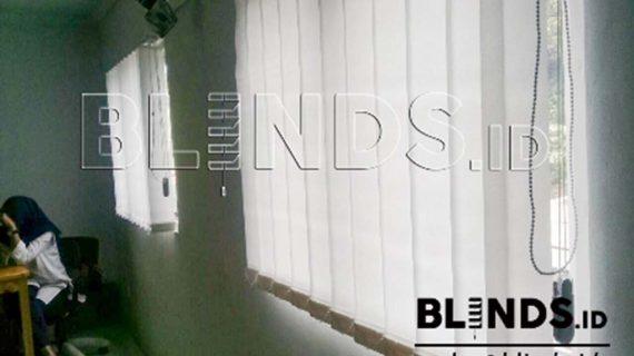 Jual Vertical Blinds Dimout Dengan Berbagai Series Menarik
