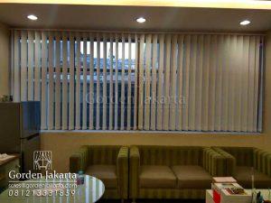 contoh vertical blinds solar screen sp2600-1