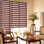 Rainbow Blinds Tirai Menarik Dengan Kombinasi Warna Cantik
