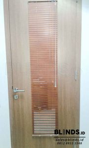 Harga Venetian Blinds Wood Motive Slatting 25 mm Q3625