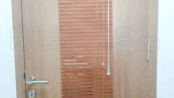 Harga Venetian Blinds Pilihan Wood Motive Slatting Di Cipete