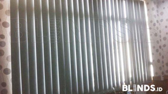 Jual Vertical Blinds Blackout Di Tanjung Priok
