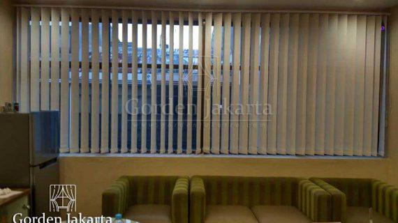 Jual Vertical Blinds Solar Screen Sharp Point Dan Lainnya