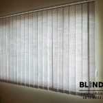 Tirai Vertical Blinds Semi Blackout Sp 8370 Grey Di Bekasi