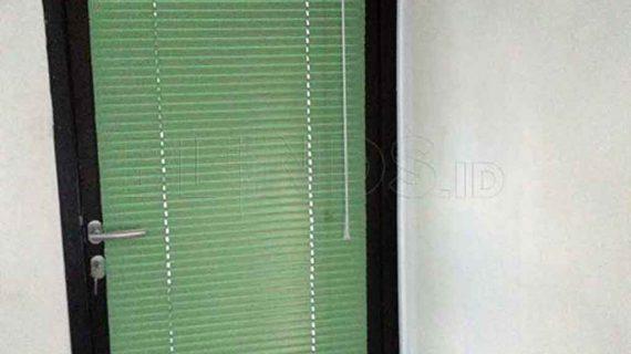 Horizontal Blinds Untuk Pintu Di Jakarta Timur