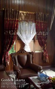 jual gorden klasik custom di blinds dot co dot id
