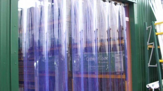 Strip Curtain PVC Untuk Industrial