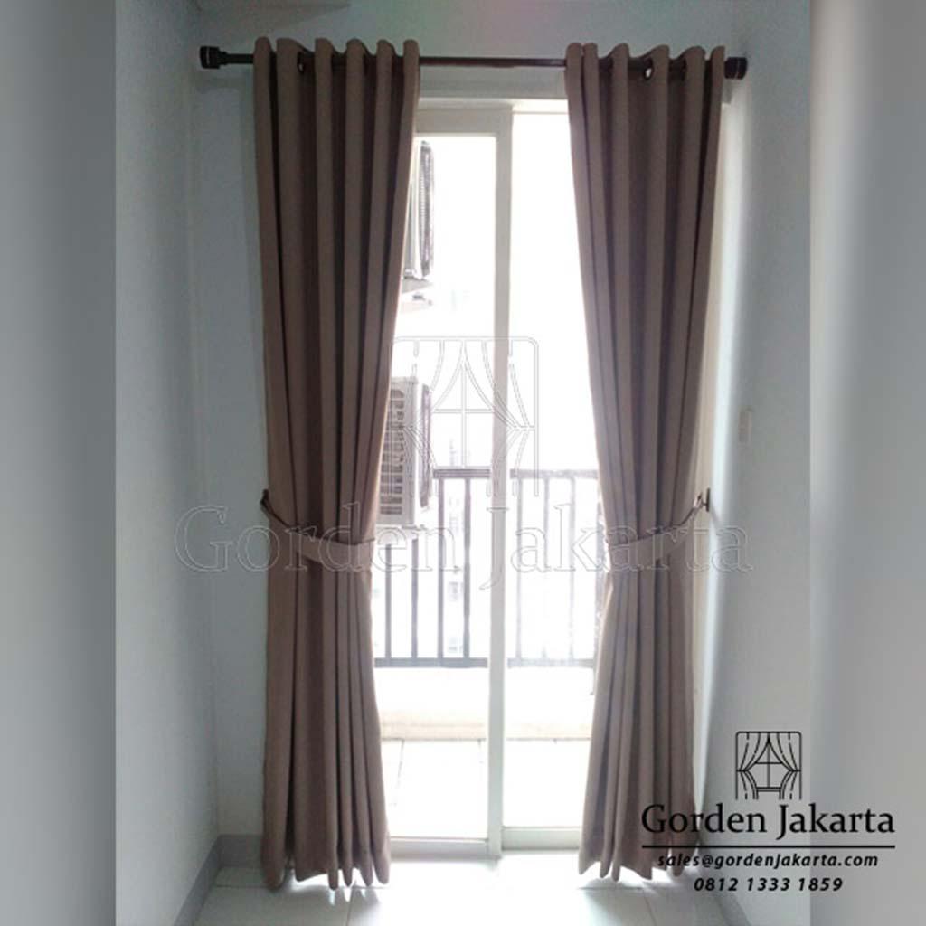 Gorden Jendela Minimalis Residence Ayodya Tangerang