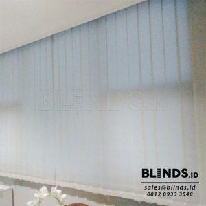 Harga Vertikal Blinds Dimout Sp.8010-6 Grey Di Fatmawati Q3817