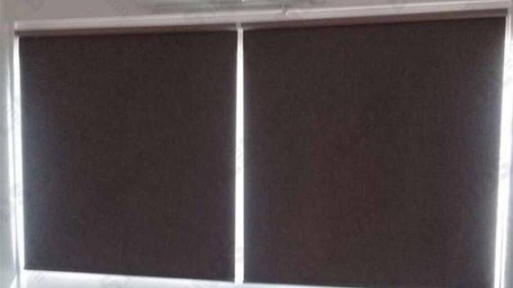 Blackout Roller Blinds Super Quality Di Taman Giri Loka BSD