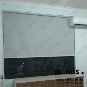 Roller Blinds Online Superior Dimout Sp.707-5 light grey Q3992