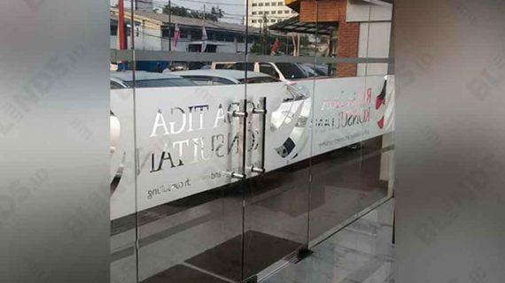 Pasang Stiker Kaca Film Di Cilandak Jakarta Selatan