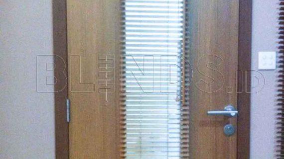 Wooden Blinds Shinichi Pasang Di Puri Sakti Cipete Selatan