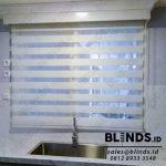 Pasang Zebra Blinds Di Jalan Bank 4 Pela Mampang