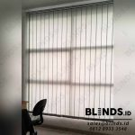 Harga Vertical Blinds Dimout 127mm Di Laverde Serpong Utara