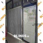 Vertical Blinds Bahan Blackout Di Tanah Merdeka Kampung Rambutan