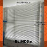 Contoh Venetian Blinds Aluminium Apartment Royal Olive Buncit