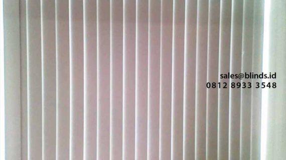 Gambar Vertical Blinds Blackout Onna Di Metro Park Residence