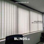 Contoh Tirai Vertical Blinds Marintur Indonesia Ambhara Tebet
