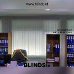 Vertical Blinds Bahan Dimout Series 80 Cikampek Jawa Barat