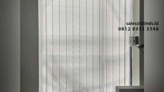 Tirai Vertical Untuk Kantor Pedongkelan Cengkareng Timur