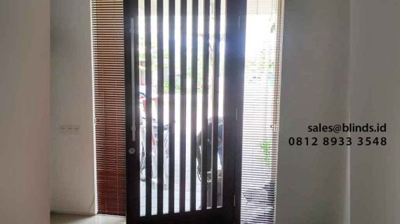 Gambar Venetian Blinds Clover Hill Residences Tangerang