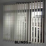 Vertical Blinds Blackout Superior Rawa Bambu Pasar Minggu