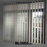 Vertical Blinds Blackout Superior Rawa Bambu Pasar Minggu
