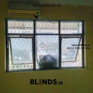 jual venetian blinds deluxe slatting 25mm di kebon jeruk id4337