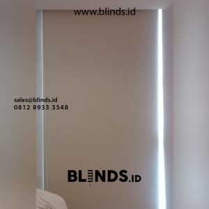 jual roller blinds onna bahan blackout di Taman Anggrek id4546