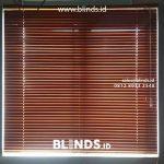 Jual Venetian Blinds Sharp Point Apartemen Kebagusan City Pasar Minggu
