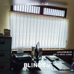 Contoh Vertikal Blinds Project Di Tanah Kusir Jakarta Selatan