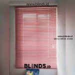 Venetian Blinds Custom Di Apartement Bona Vista Lebak Bulus