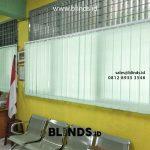 Vertical Blinds Green Pasang Untuk Klien Yang Ada Di Pejaten Barat Pasar Minggu