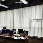 Informasi Harga Vertical Blinds Dimout Project Perwata Tower Pluit Penjaringan Jakarta Utara