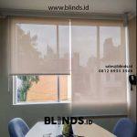 Harga Roller Blinds Solar Screen Pasang Di Bendungan Hilir Tanah Abang