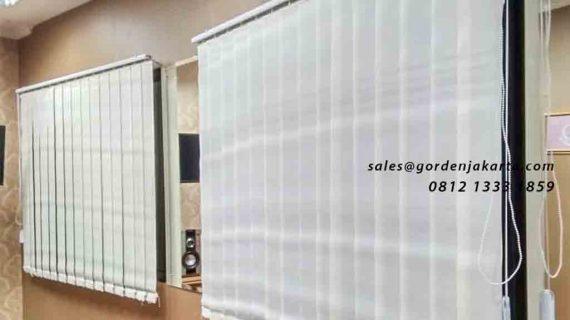 Referensi Vertical Blinds Curtain Pasang Di Kejaksaan Agung RI Jakarta Selatan