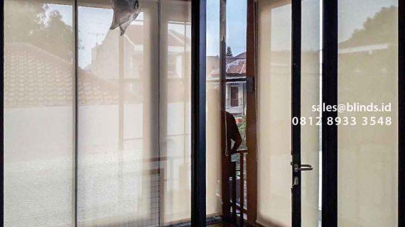 Pesan Solar Screen Roller Blinds Komplek Palem Indah Duren Sawit